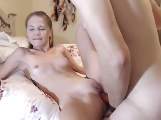 Fucked beauty increased by earned a webcam. Beauty delighted
