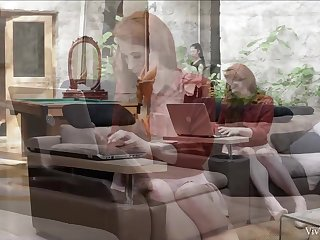 The Assistant Episode 3 - Seduction - Isabella Lui & Rebecca Volpetti - VivThomas