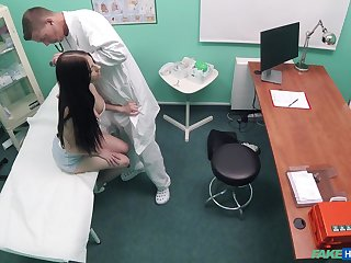 Naked patient eternal fucked by the counselor and taped unventilated